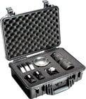 Pelican Cases PC1500-ORANGE Medium Orange Case with Foam Interior