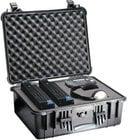 Pelican Cases PC1550-ORANGE Medium Orange Case with Foam Interior