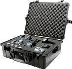 Pelican Cases PC1600-BLACK Large Black Case