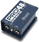 Radial Engineering Pro48 Active Compact Direct Box PRO48
