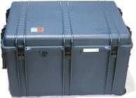 Trunk-Style Wheeled Vault Hard Case (with Foam Interior)