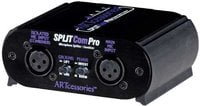 ART SPLITCom Pro Microphone Splitter/Combiner with Ground Lift and Phase Reverse