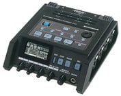 Roland R44-ROLAND 4-Channel Portable WAV/MP3 Recorder, SDHC, 24-bit/96kHz