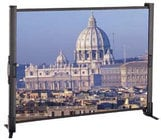 "Da-Lite 84187 24"" x 32"" Presenter Wide Power Screen"