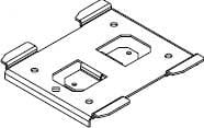 Interface Bracket (PAP Adapter Plate to PJRL 100)