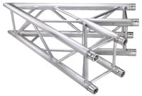 Global Truss SQ-4119 3.28 ft. Two-Way 45° Corner Junction SQ4119