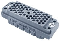 Connector Elco/EDAC 56 pin Chassis Female with Nut