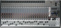 32 Channel Mixer with 24 XENYX Mic Preamps, 4 Buss, 99 Digital Effects Presets