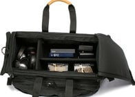"Black Cargo Case (18""L x 8""W x 10""H Interior, with Divider Kit)"