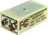 Lectrosonics ISO9VOLT Battery Eliminator for UM/UH Transmitters