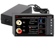 Radio Design Labs TX-PA40D 20W RMS Per Channel @ 8 Ohms Stereo Amplifier with Power Supply