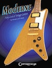 Hal Leonard 00001208 Moderne®: Holy Grail of Vintage Guitars