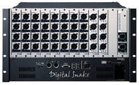 Digital Stage Snake Modular Rack 40 x 0