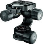 Manfrotto 460MG  3D Magnesium Tripod Head (with RC2 Rapid Connect Plate) 460MG