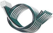 """Middle Atlantic Products T24X6  24"""" Tail/Connector (Pack of 6)"""
