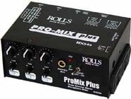 Rolls MX54s 3-Channel Microphone Mixer
