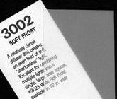 "Rosco Laboratories 3002 Soft Frost, 20"" x 24"""