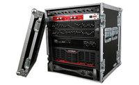 12RU Deluxe Amplifier Rack Case