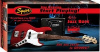 Affinity Series™ J Bass® with Rumble™ 15 Amp