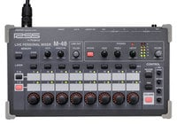 Roland System Group M-48 Live Personal Mixer, 40 inputs REAC M-48