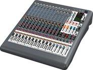 Mixer, 16 Input, 4 Bus, XENYX Mic Preamps, British EQs