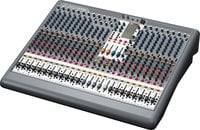 24-Input 4-Bus Live Mixer with 20 XENYX Microphone Preamplifiers and British EQs