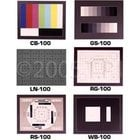 "TecNec LN-100  Linearity Chart 9.5"" x 12"""