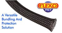 Expandable Tubing, 500 ft Black
