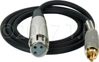 Cable, FXLR to MRCA, 25 Ft