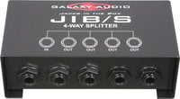 Galaxy Audio JIB/S 4 to 1 Monitor Splitter JIB/S