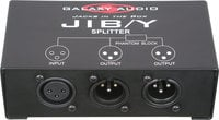 Galaxy Audio JIB/Y Mic Splitter (1 to 2)
