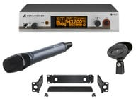 Wireless Handheld Microphone System with e845