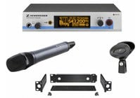 Wireless Handheld Microphone System with e945 Transmitter