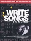Hal Leonard 00332381  How To Write Songs on Guitar (2nd Ed.)