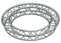 Global Truss SQ-C4-90 13.12 ft. Circle Arc Truss with 4 x 90 Degree Arcs