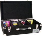 112 Disc Capacity CD Case (Black)