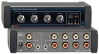 Radio Design Labs EZ-MX4L Stereo Line-Level Mixer 4x1 EZ-MX4L