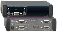 Radio Design Labs EZ-VMD4E 1x4 Video Distribution Amp VGA/XGA EQ