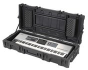 Large Molded 88-Key Keyboard Case with TSA Latches
