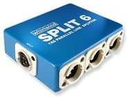 Whirlwind SPLIT6 Line level Splitter
