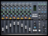 Solid State Logic X-DESK SuperAnalogue Mixer, 8 Channel