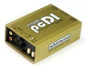 Whirlwind pcDI Passive Direct Box for Consumer-Level Media Devices