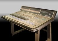48 Channel High Resolution Console, with Patchbay (ASP8024-24 shown)