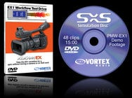 Vortex Media SXSDVD  XDCAM EX Workflow Test Drive DVD
