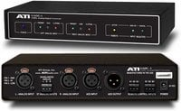 A/D Audio Converter, Includes External Power Supply