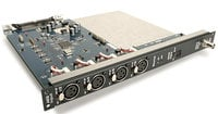 Digital Input Card for VENUE Stage Rack with 4x 2-Channel AES Balanced XLRs