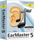 Ear Training Software, 5 User Lab Pack, Win/Mac CD-ROM