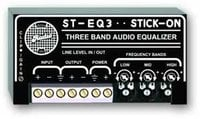3-Band Audio Equalizer