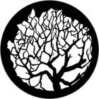 Rosco 79101 Gobo Winter Tree 1