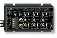 RDL FP-PEQ3 3-Band Parametric Equalizer